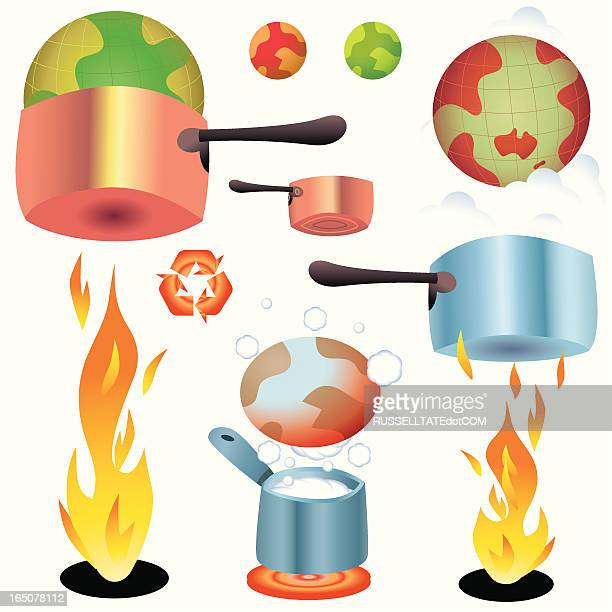 Don't cook da planet!