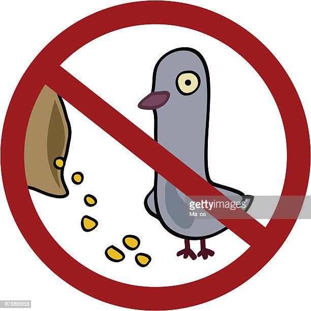 don´t feed the Doves