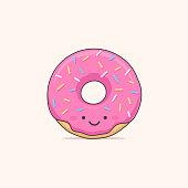 Donut Chaharacter