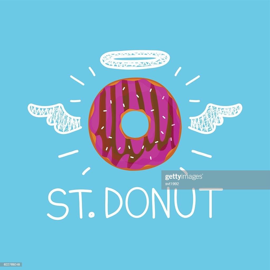 Donut concept 'St. Donut'