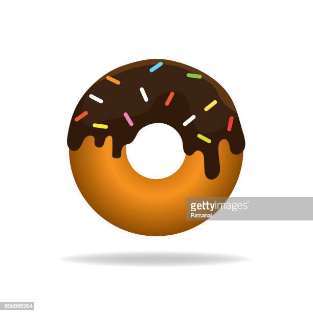 World S Best Donuts Stock Vector Art And Graphics Getty Images