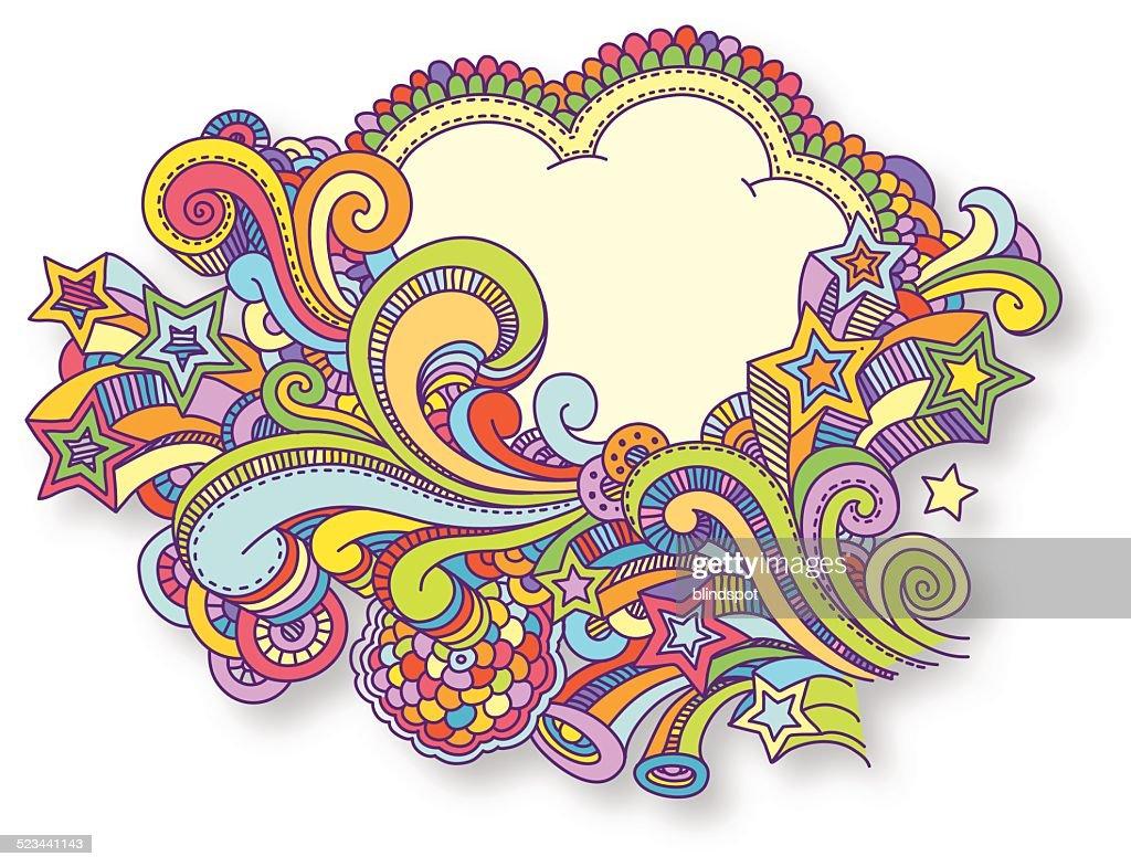 Doodle Design : stock illustration