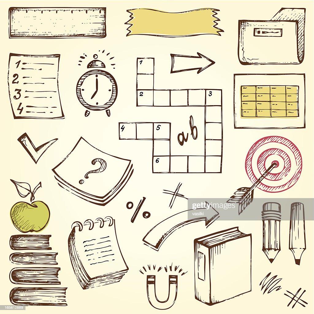 Doodle Education Set