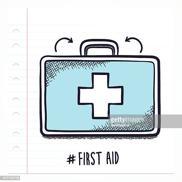 Doodle First Aid Kit