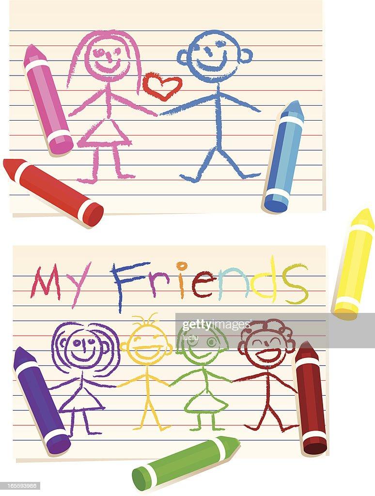 Doodle Friends