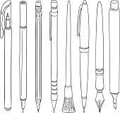 Doodle Pen collection