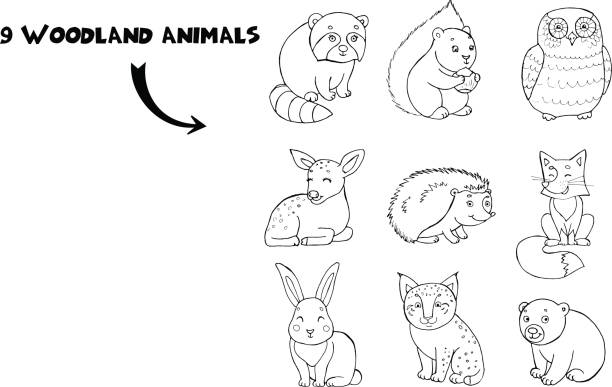 Free animal outline Images, Pictures, and Royalty-Free