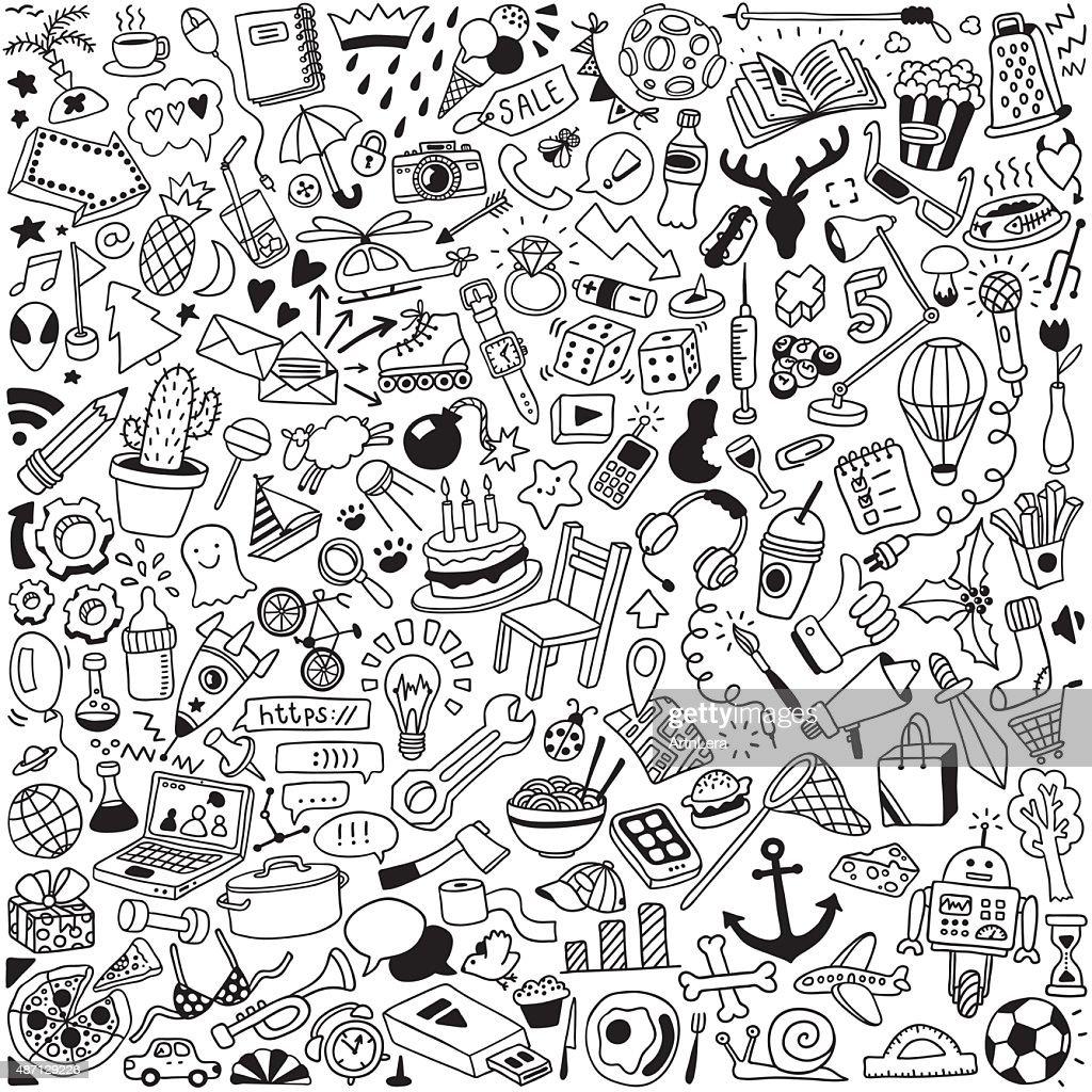 doodle set
