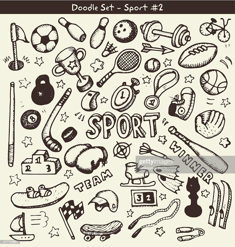 Doodle sport