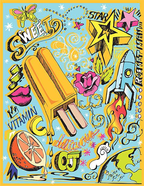 Doodle - Vitamin C