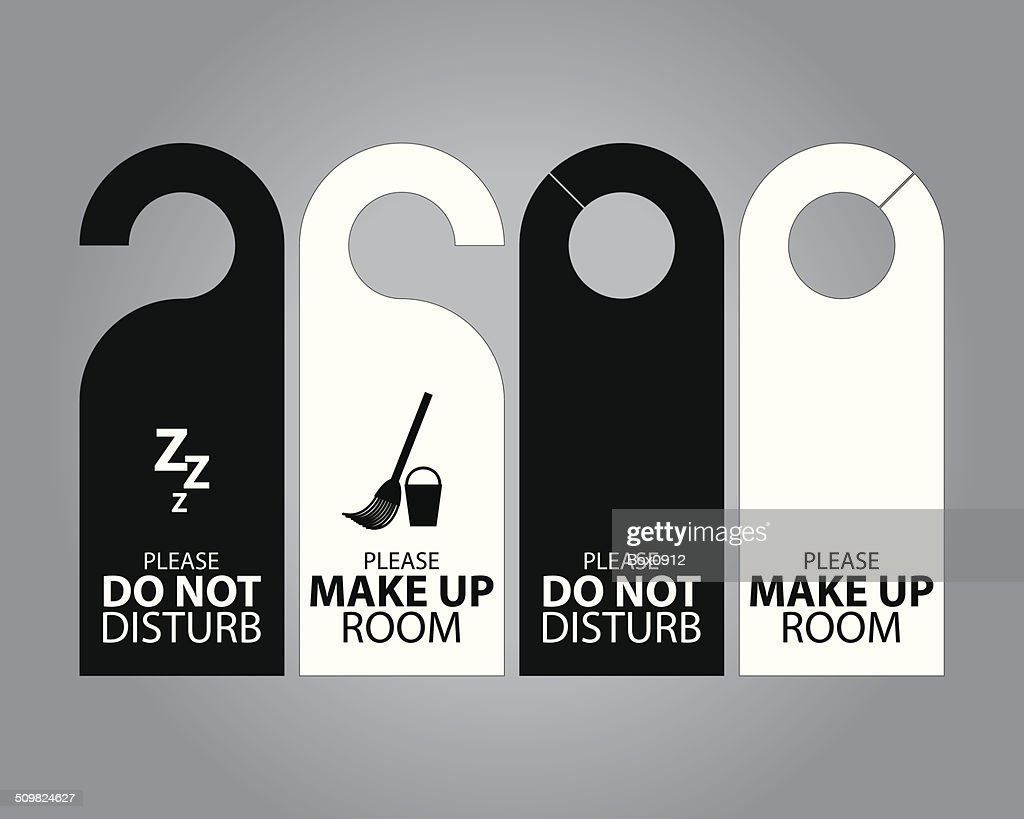 Door Hanger Tags