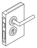 Door Lock Diagram