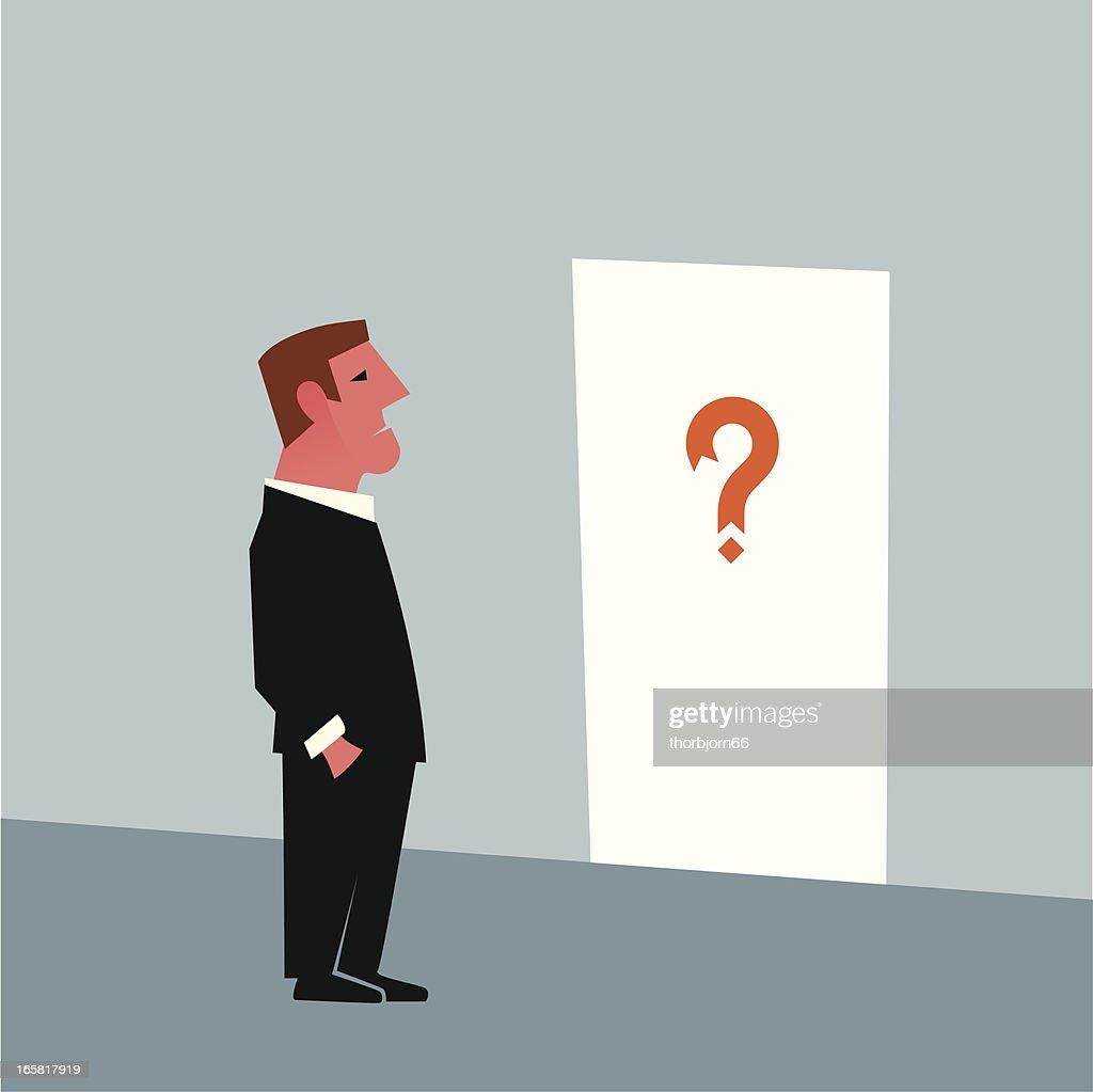 Door man & Office Door Stock Illustrations and Cartoons   Getty Images