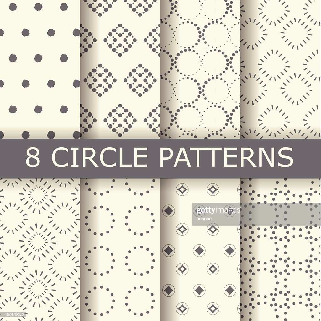 dotted pattern