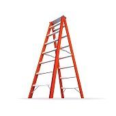 Double Ladder Illustration