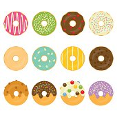 Dough nuts / Donuts Collection