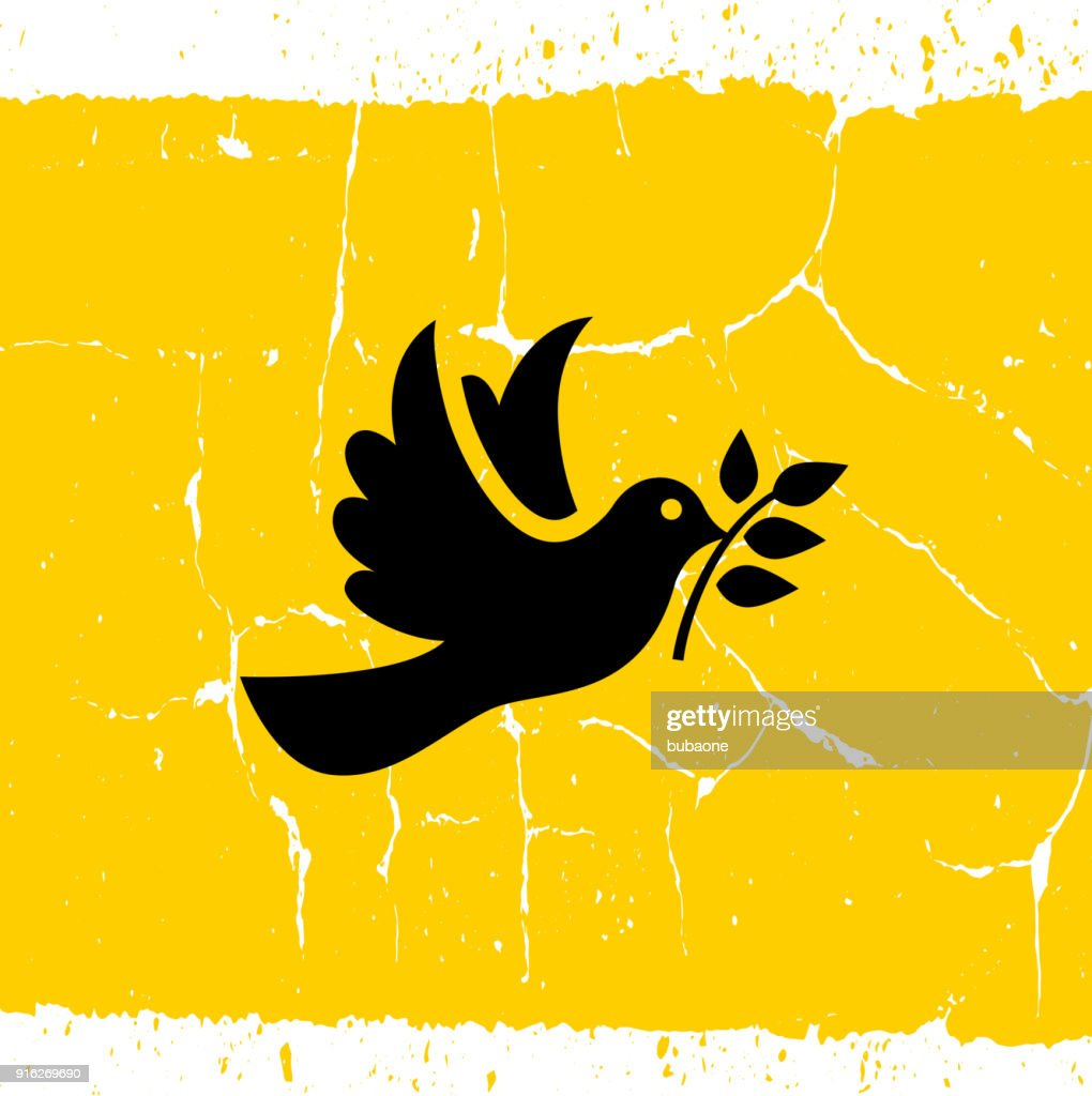 Dove Bird Symbol Of Peace Vector Art Getty Images