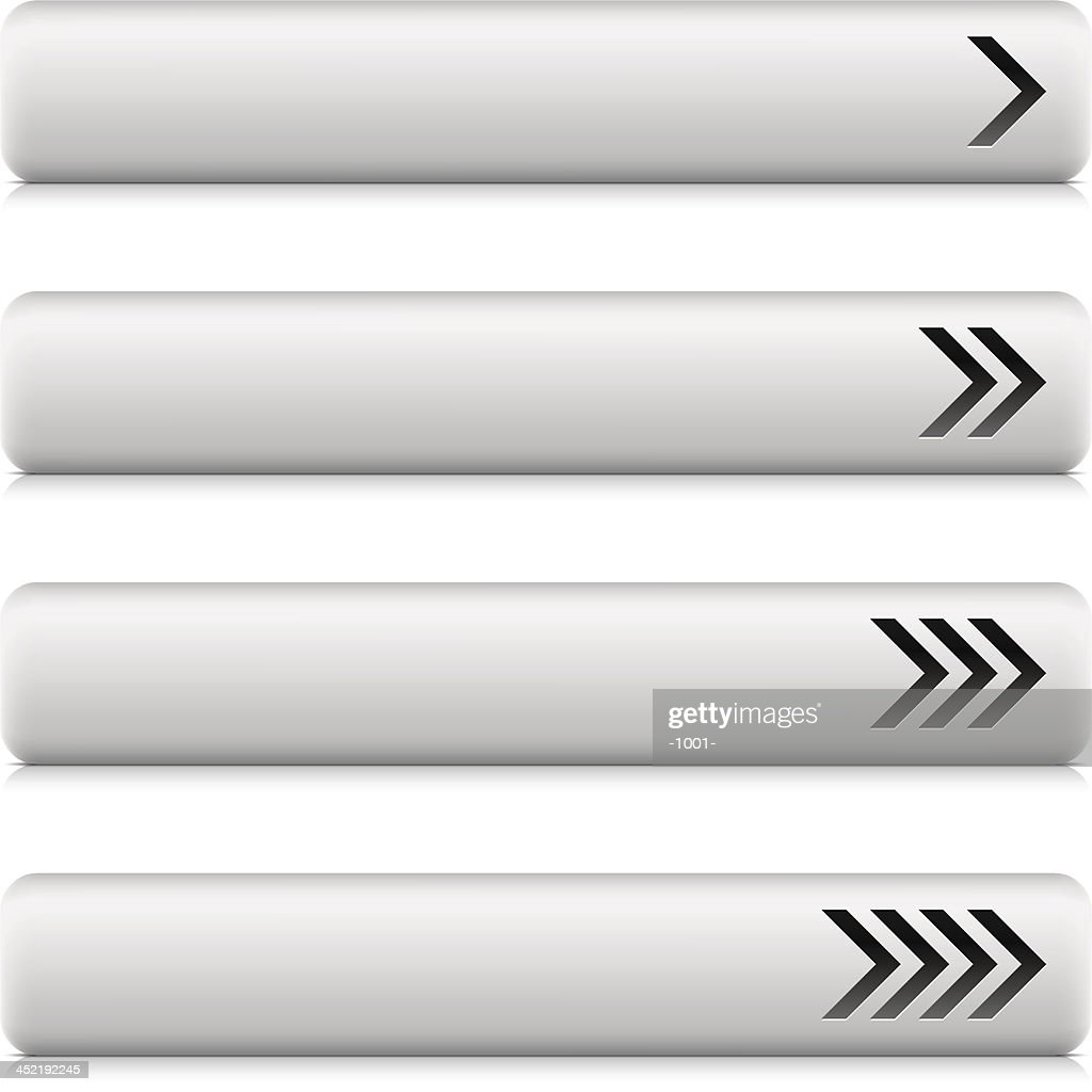 Download arrow sign black pictogram rounded rectangle icon web button