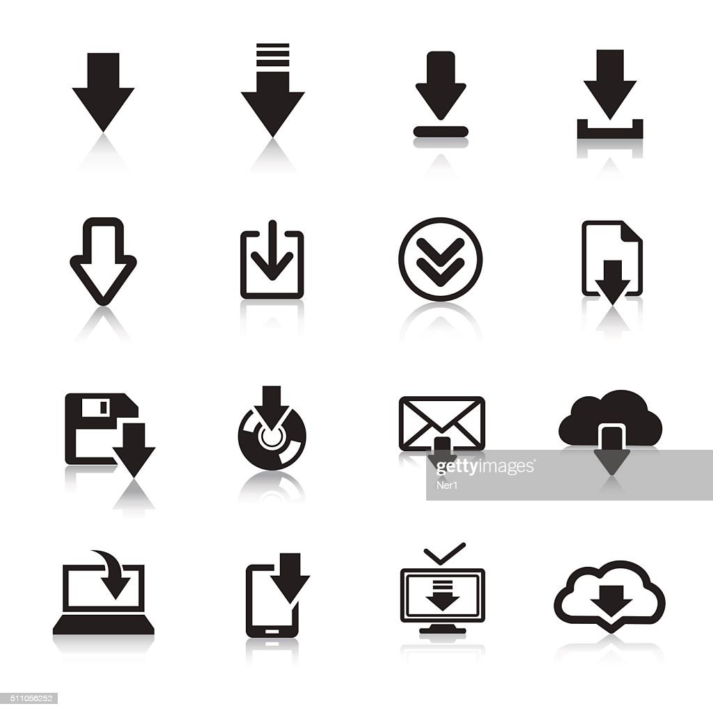 Download Icons & Symbols.