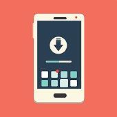 Download Smartphone Icon