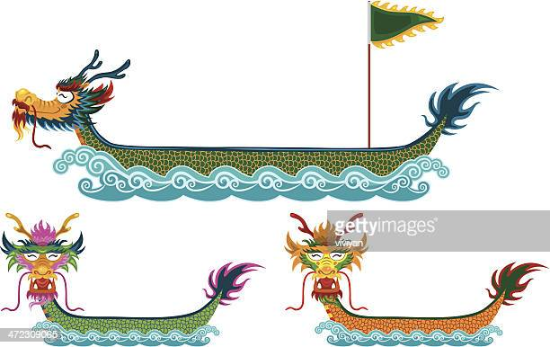 dragon boat racing - dragon boat 幅插畫檔、美工圖案、卡通及圖標
