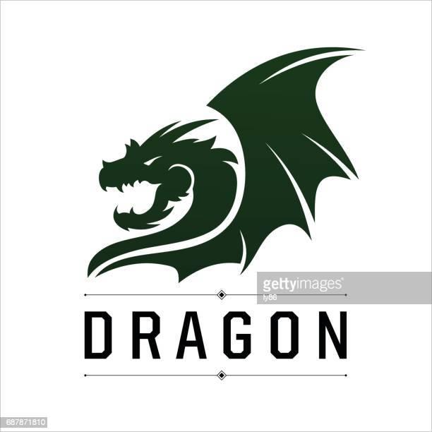 ilustrações, clipart, desenhos animados e ícones de dragon  - réptil