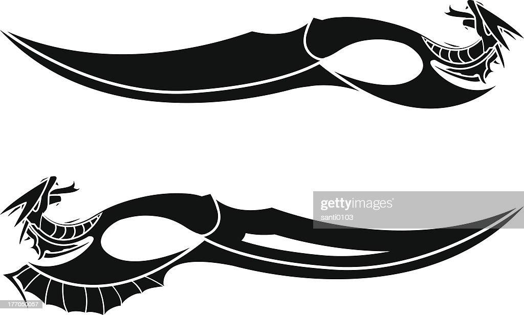 dragons daggers