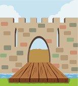Drawbridge Icon