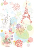 Dream about Eiffel tower