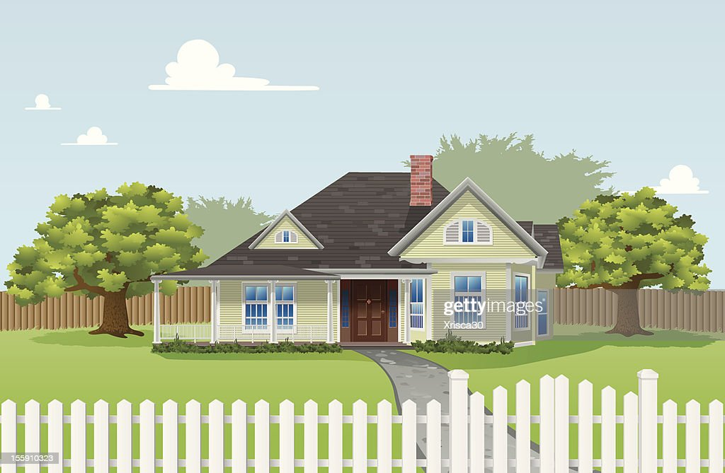 Dream Home : stock illustration