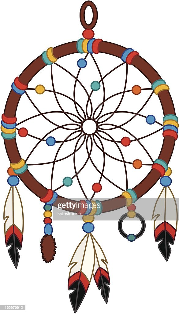 dreamcatcher vector art and graphics getty images rh gettyimages com dream catcher vector art dreamcatcher victor idaho eclipse