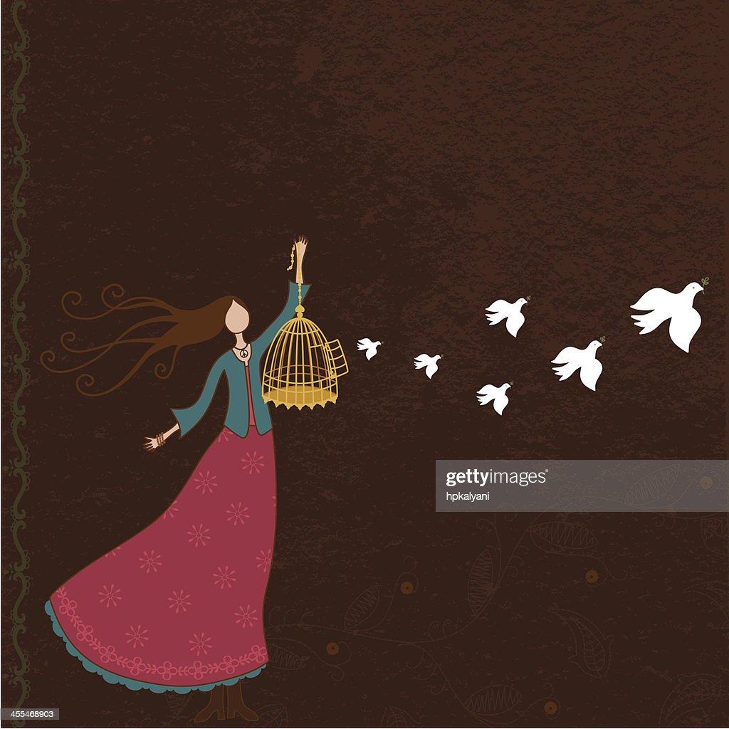 Dreamscape - Freeing Birds