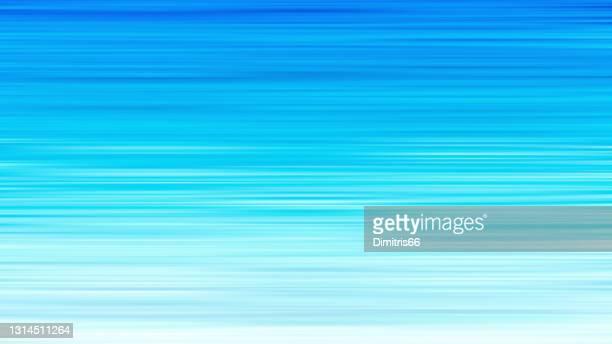 dreamy seascape background. blurred motion, vivid colors. - seascape stock illustrations