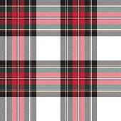 dress stewart tartan fabric texture seamless pattern