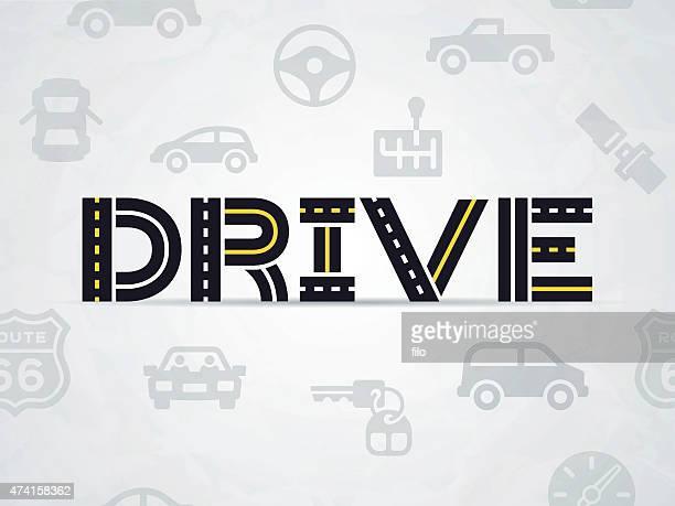drive - runaway vehicle stock illustrations, clip art, cartoons, & icons