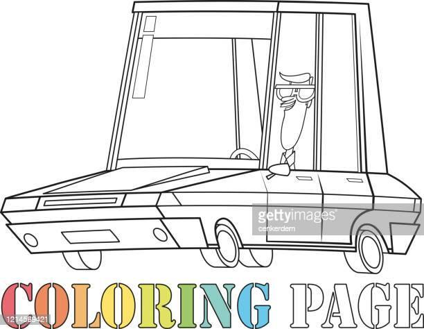driver - naughty america stock illustrations
