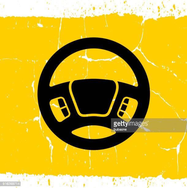 Driver's Steering Wheel.