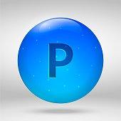 drop pill capsule icon