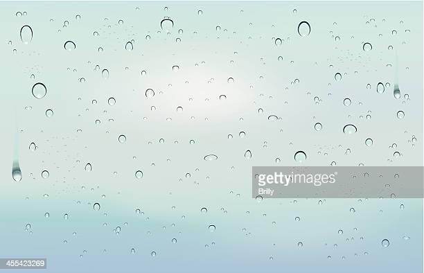 droplets - macro stock illustrations