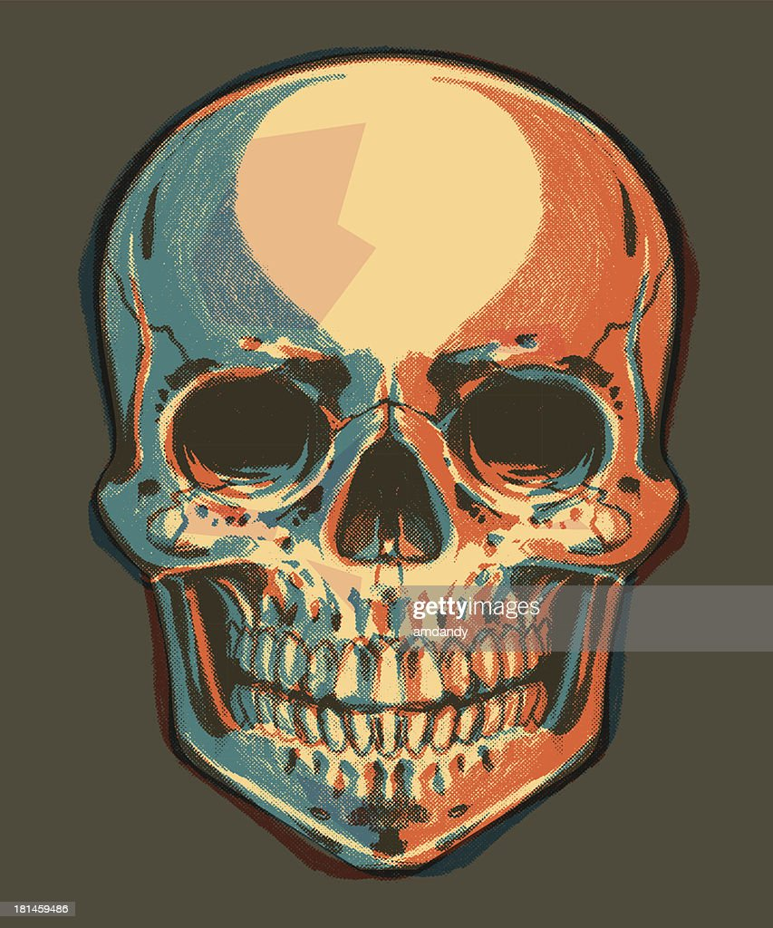 Dr.Skull the skeleton head
