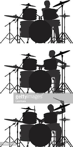 Drummers (All Drums Are Moveable and Complete)
