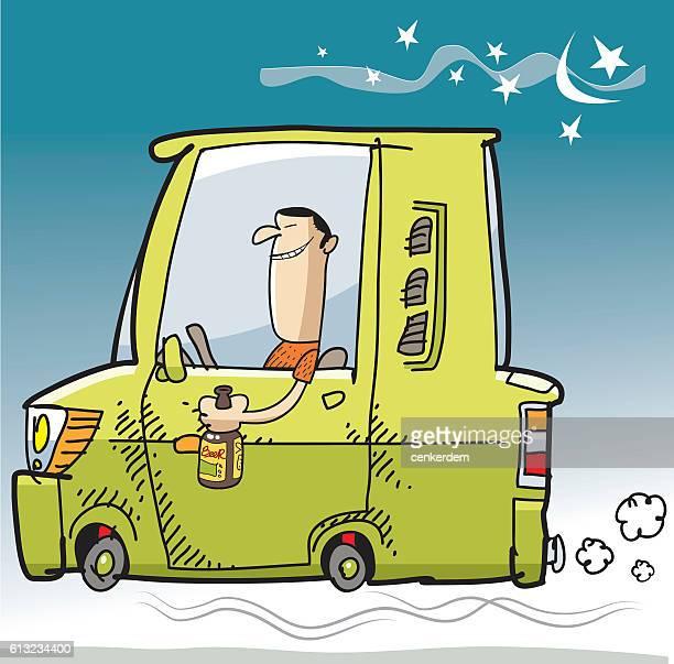 Bêbedo de condutor