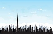 Dubai (All Buildings Are Moveable and Complete)