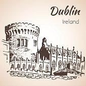 Dublin Castle - Ireland