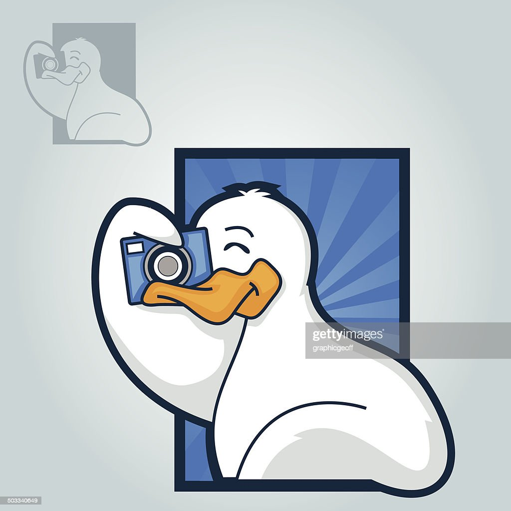 Duck Photographer