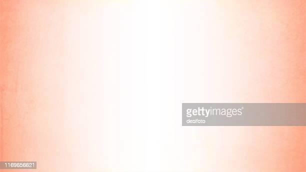 鈍いオレンジと白色のベクトル背景イラスト - ピーチカラー点のイラスト素材/クリップアート素材/マンガ素材/アイコン素材