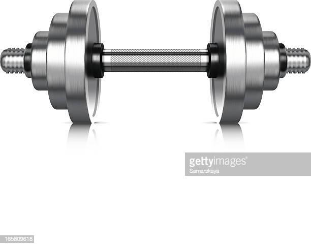 ilustraciones, imágenes clip art, dibujos animados e iconos de stock de pesa - entrenamiento con pesas