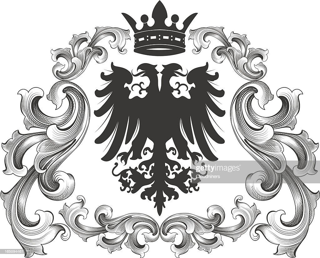 Eagle and Crown