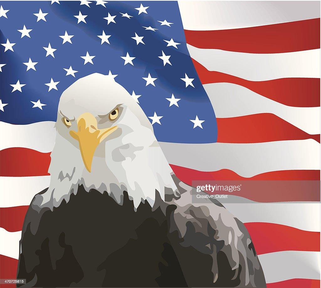 Eagle Flag C