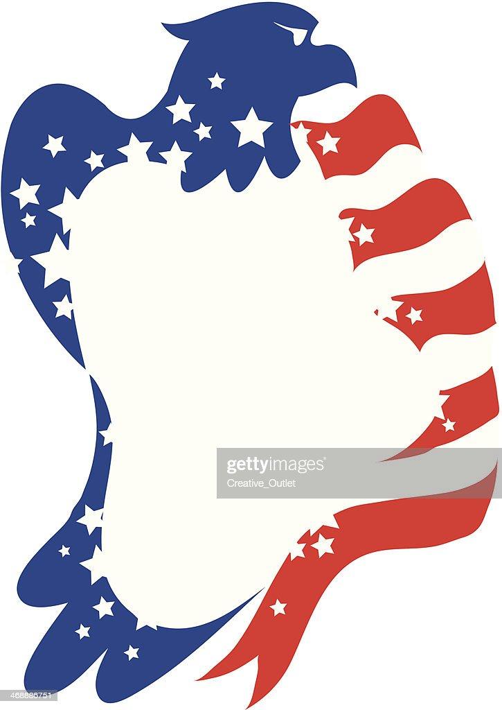 Eagle Flag Mortice